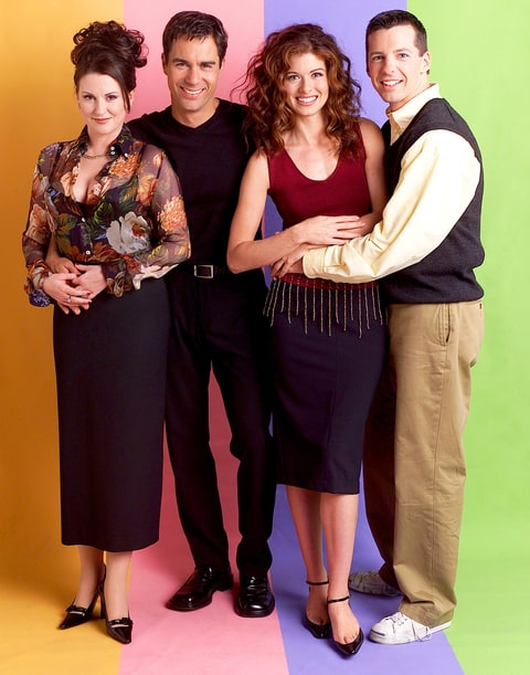 Nice wallpapers Will & Grace 480x611px