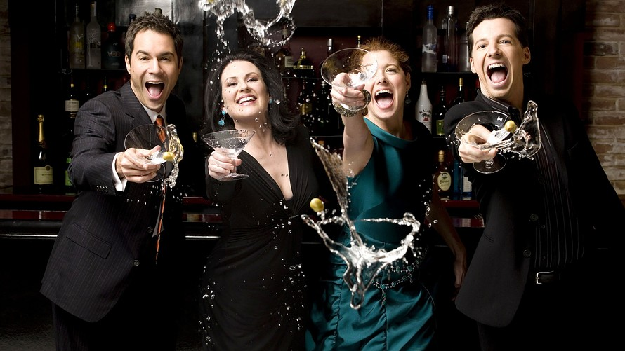 Will & Grace Backgrounds, Compatible - PC, Mobile, Gadgets| 890x501 px