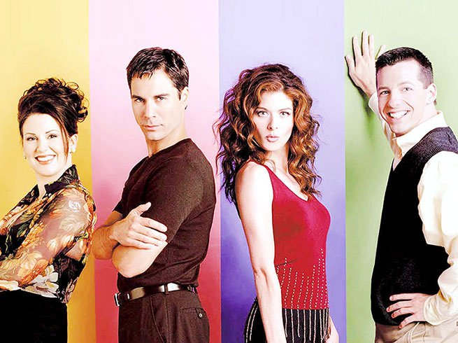 HD Quality Wallpaper | Collection: TV Show, 655x490 Will & Grace