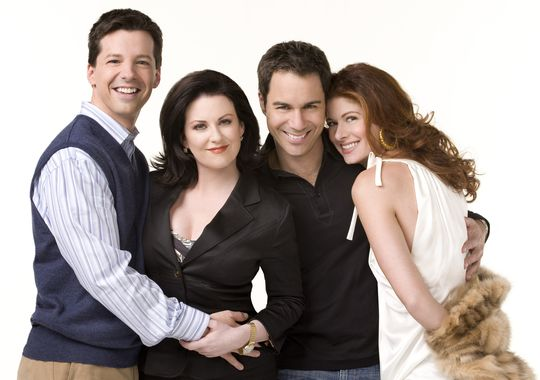 Nice wallpapers Will & Grace 540x380px
