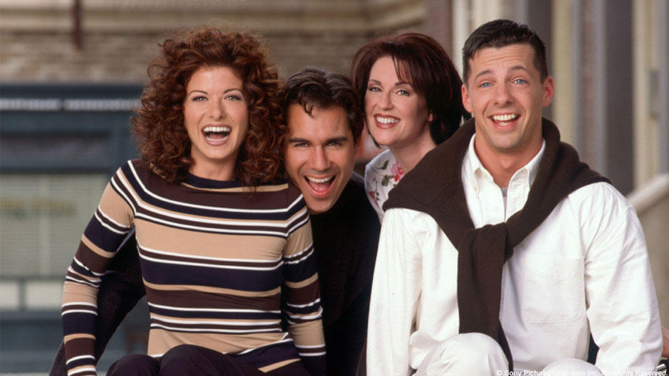 Nice Images Collection: Will & Grace Desktop Wallpapers