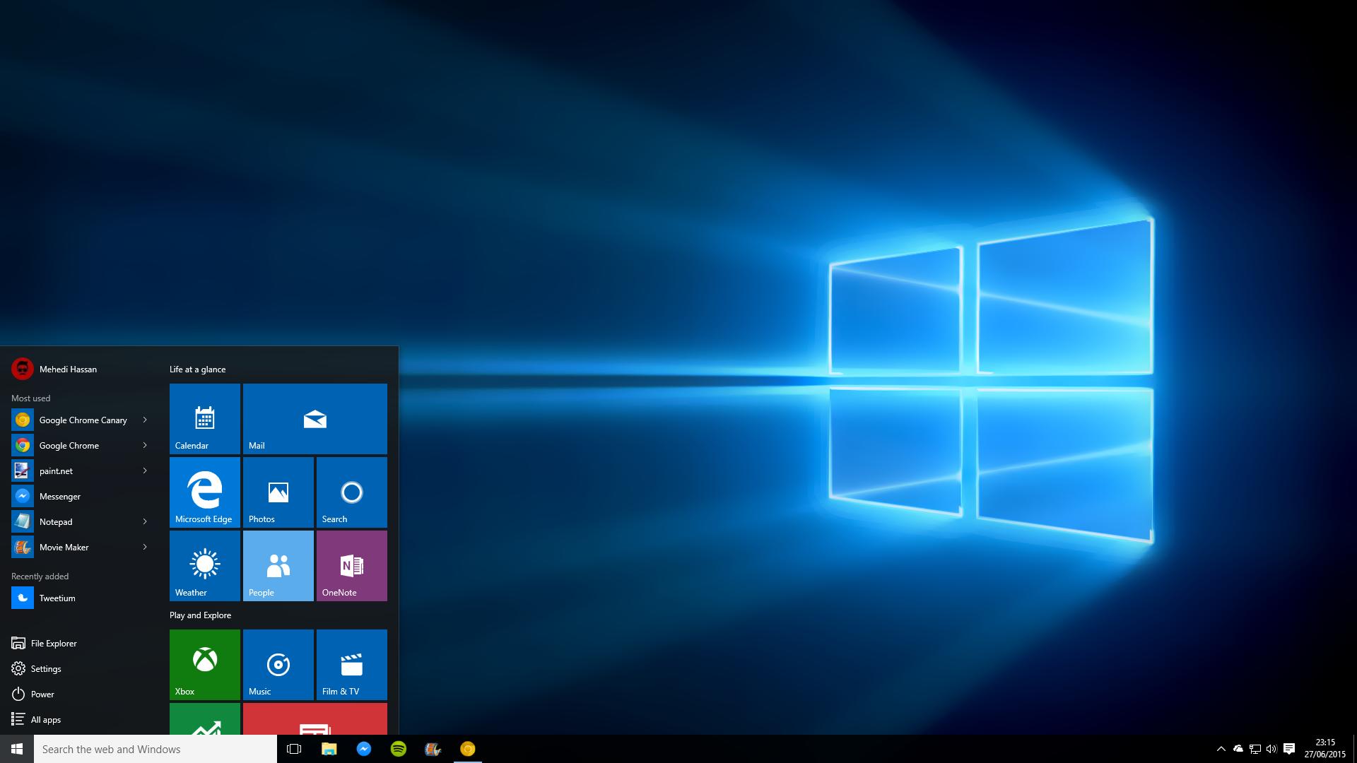 High Resolution Wallpaper | Windows 10 1920x1080 px