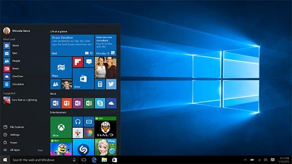 HQ Windows 10 Wallpapers | File 26.58Kb