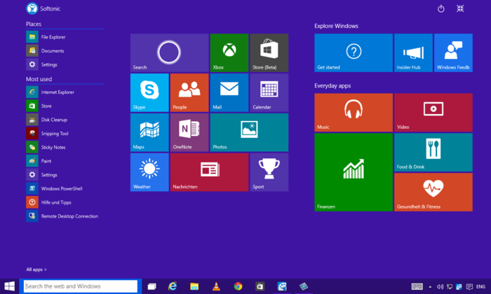 Windows 10 High Quality Background on Wallpapers Vista