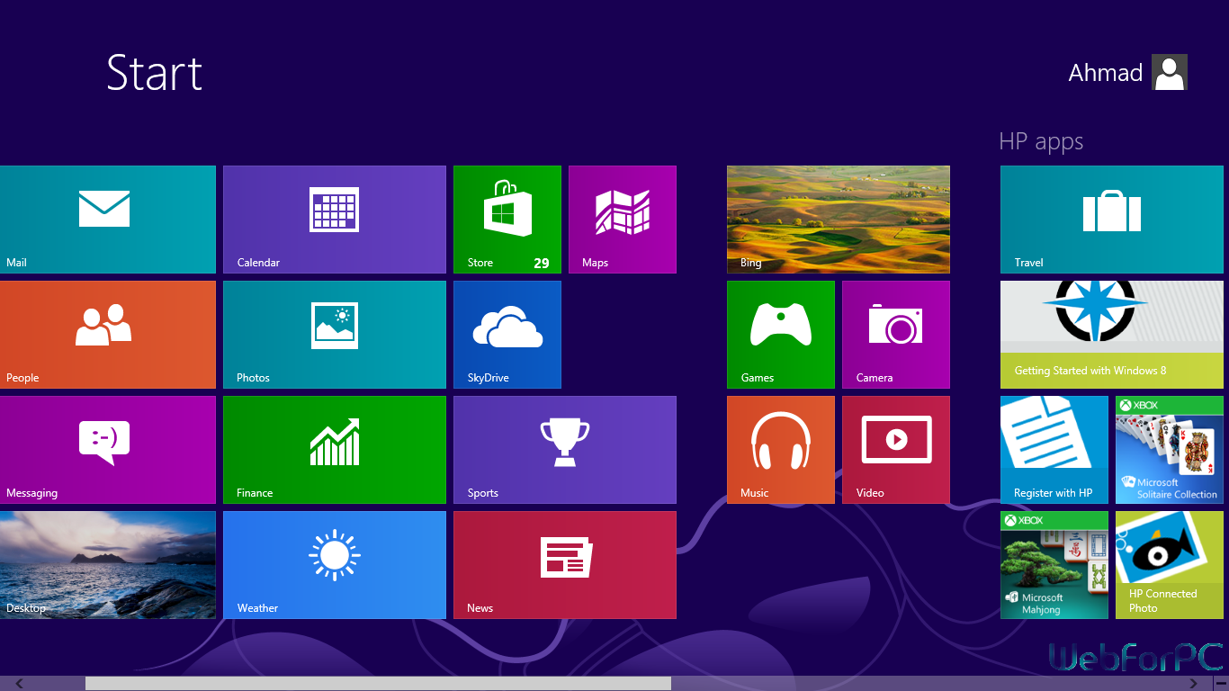 Amazing Windows 8 Pictures & Backgrounds