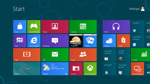 Windows 8 High Quality Background on Wallpapers Vista