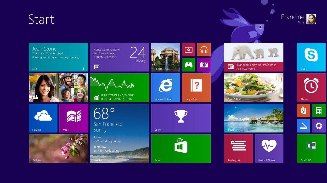 High Resolution Wallpaper | Windows 8.1 1366x768 px