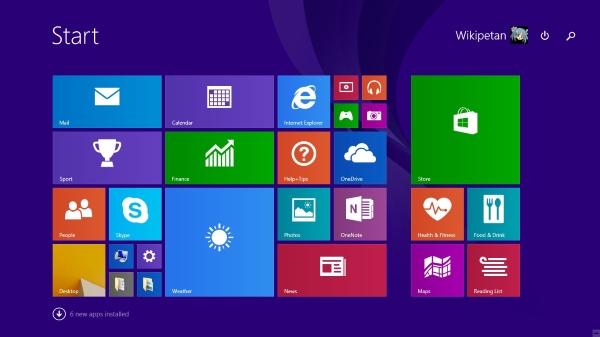 HQ Windows 8.1 Wallpapers | File 80.53Kb