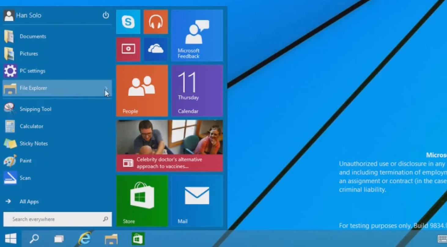 1462x807 > Windows 9 Wallpapers