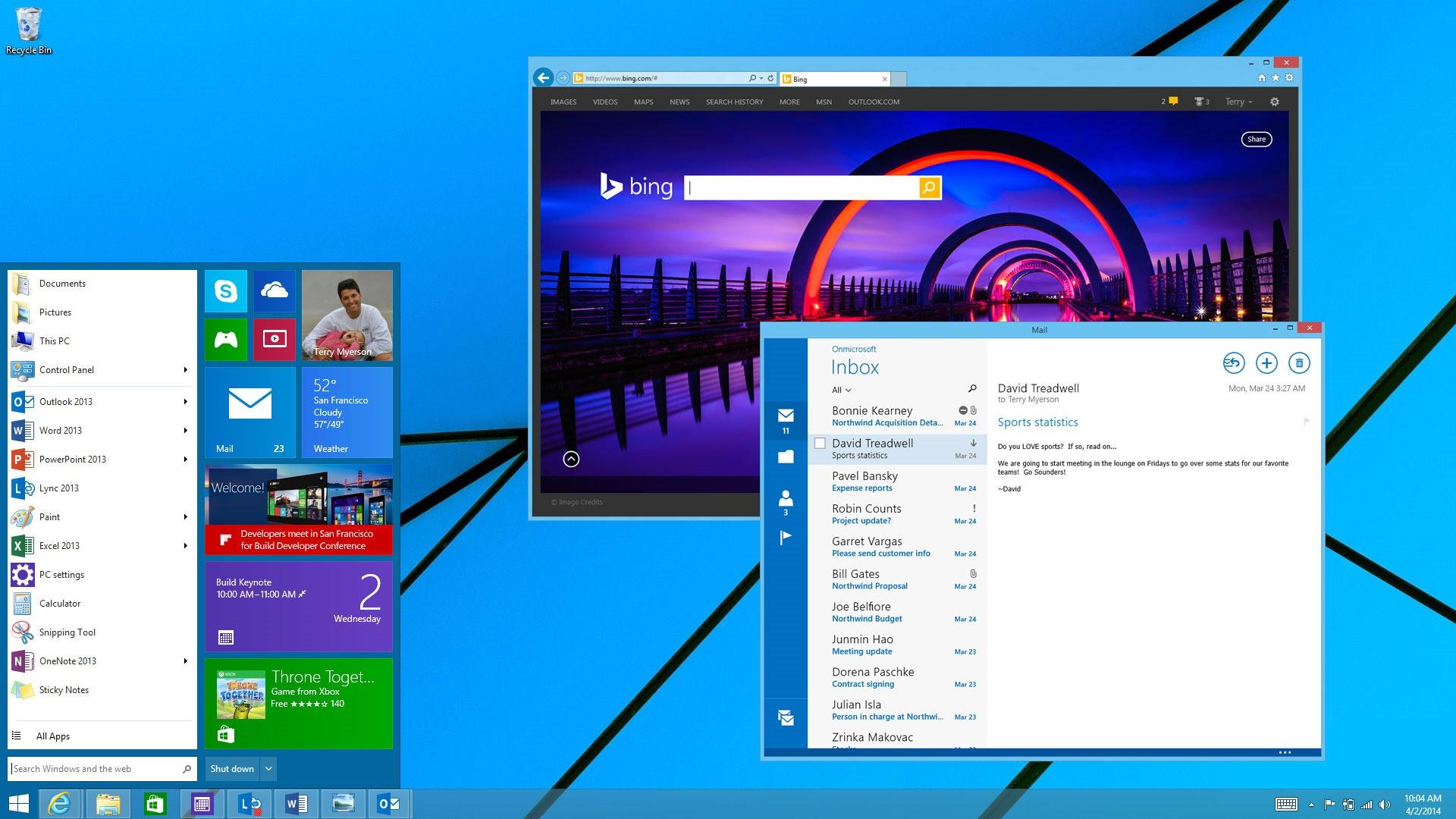1920x1080 > Windows 9 Wallpapers