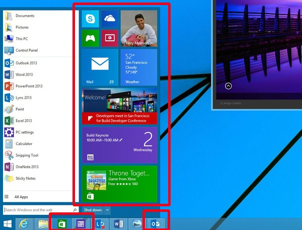 Windows 9 Backgrounds on Wallpapers Vista