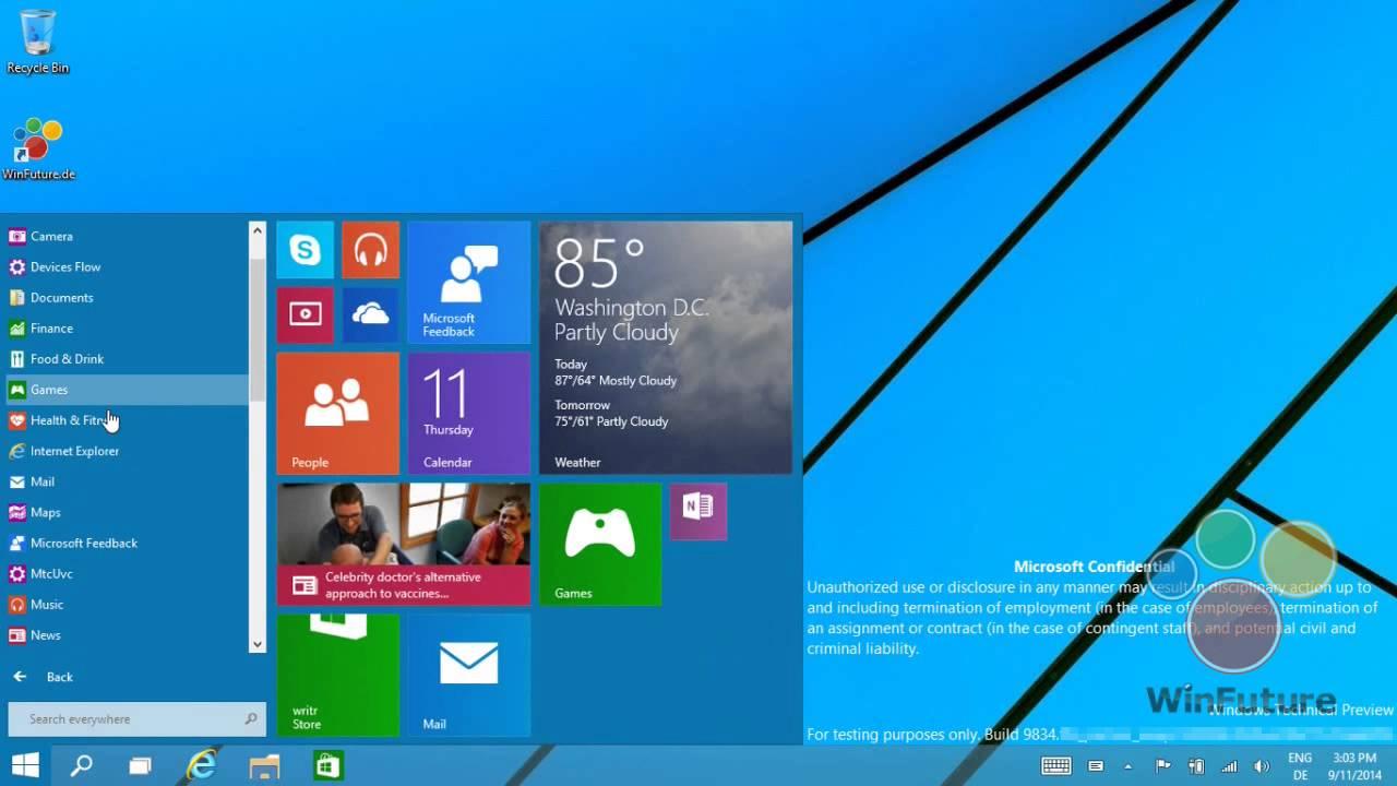Nice wallpapers Windows 9 1280x720px
