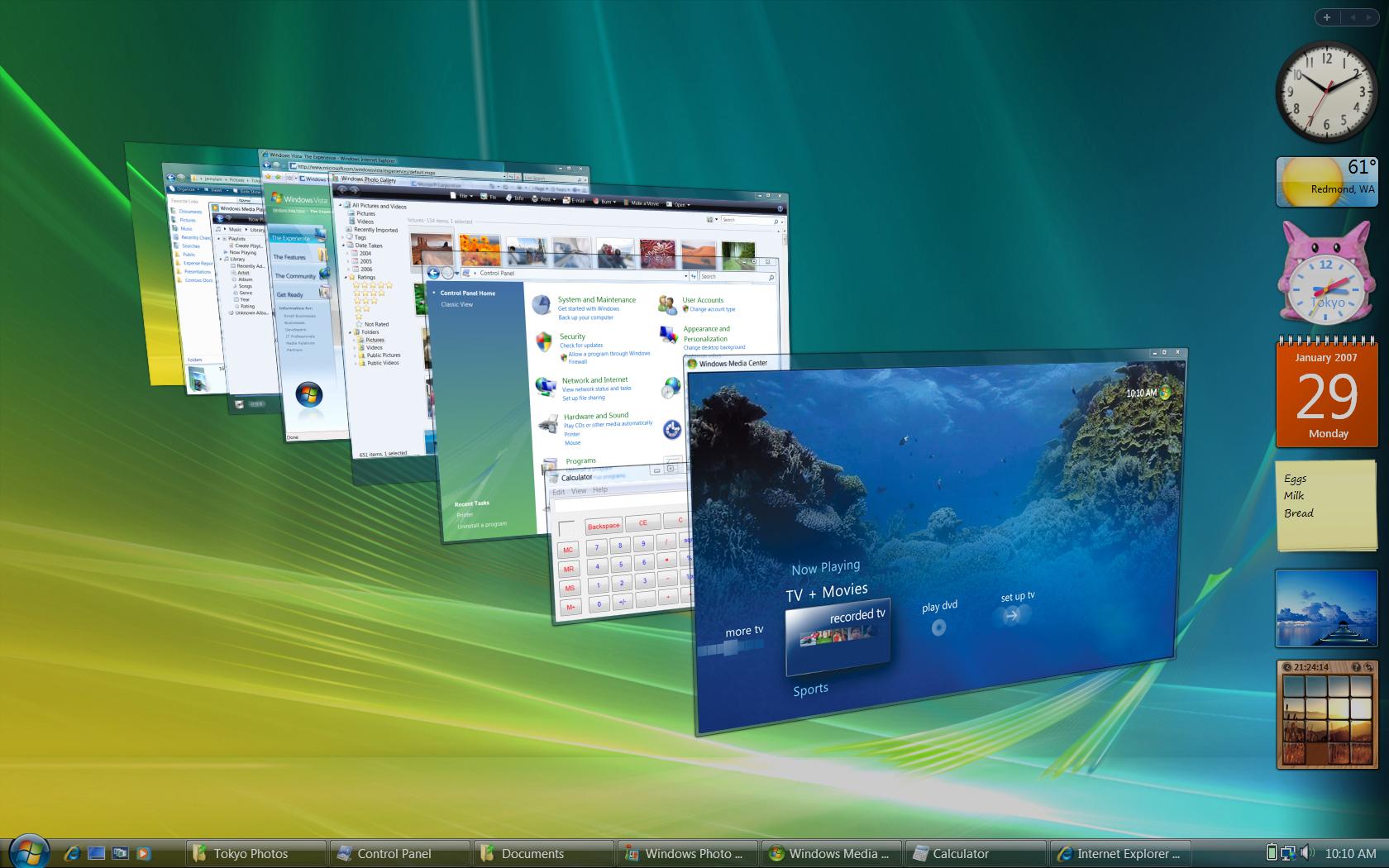 Windows Vista Backgrounds, Compatible - PC, Mobile, Gadgets| 1680x1050 px