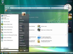 High Resolution Wallpaper | Windows Vista 300x224 px
