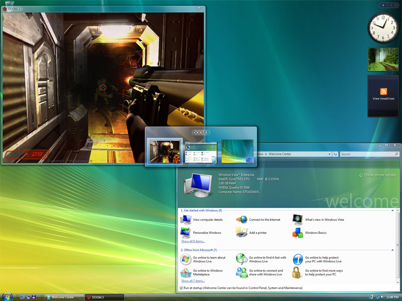 Nice wallpapers Windows Vista 800x600px