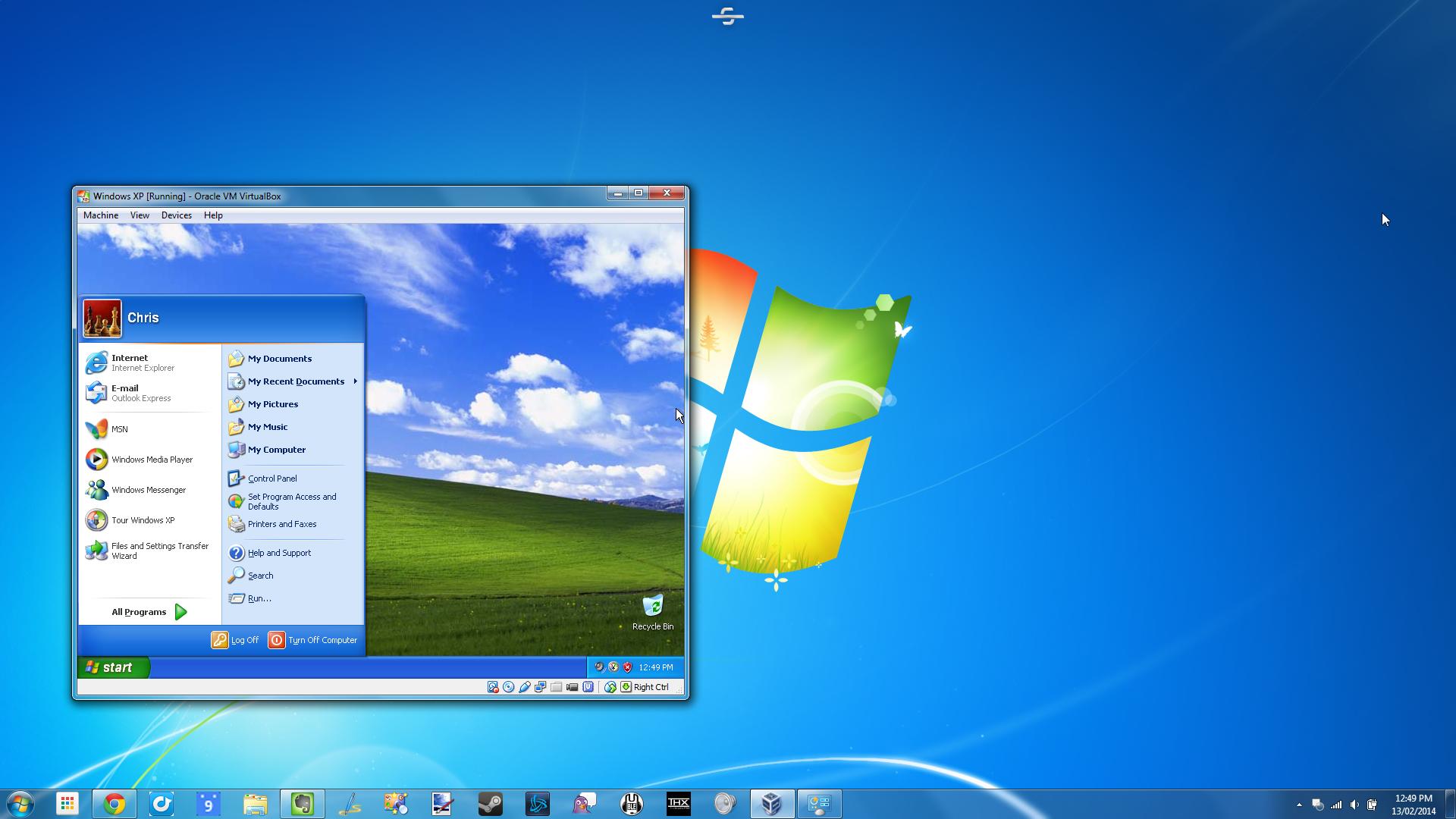 Nice wallpapers Windows XP 1920x1080px