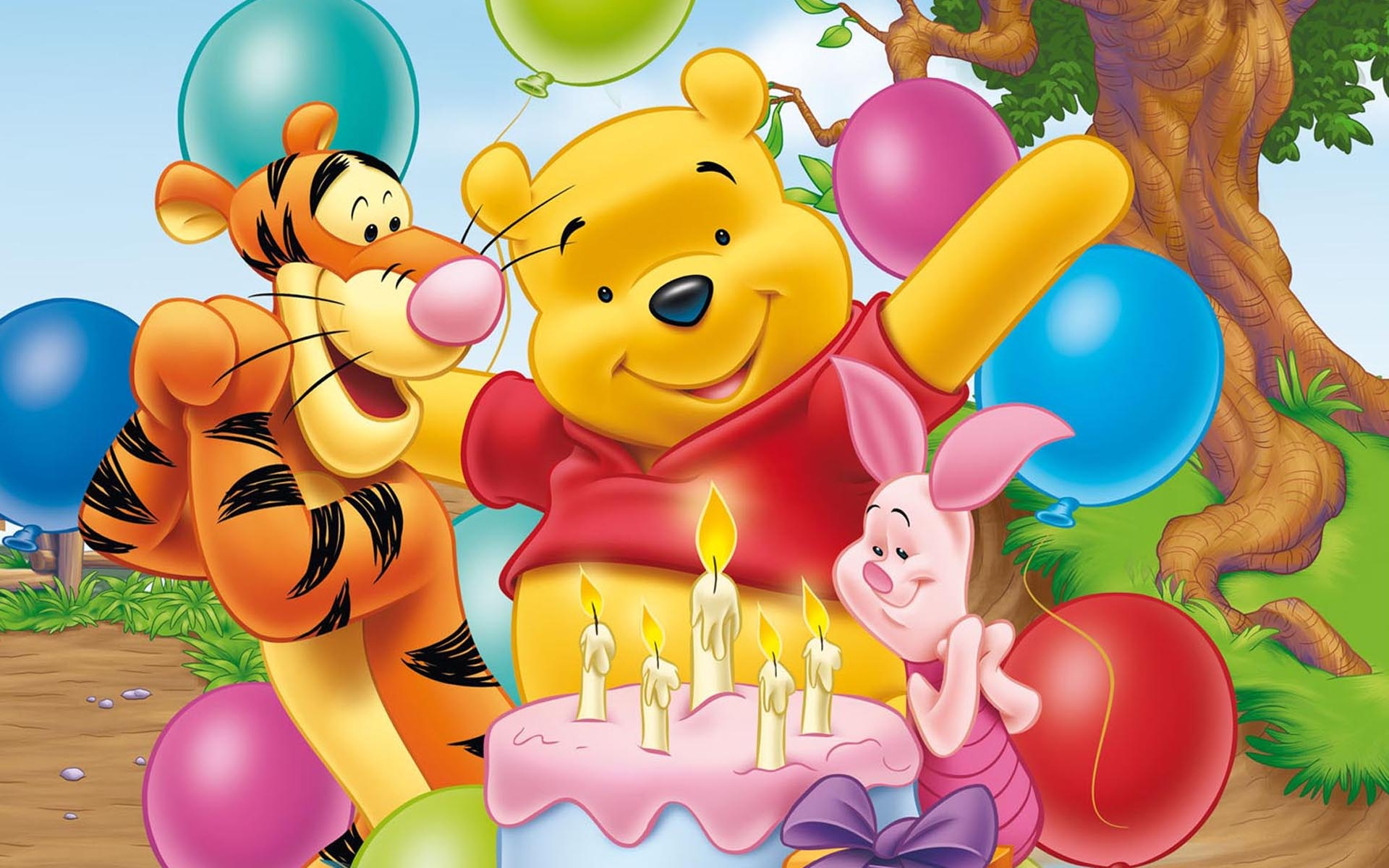 Images of Winnie The Pooh   1920x1200
