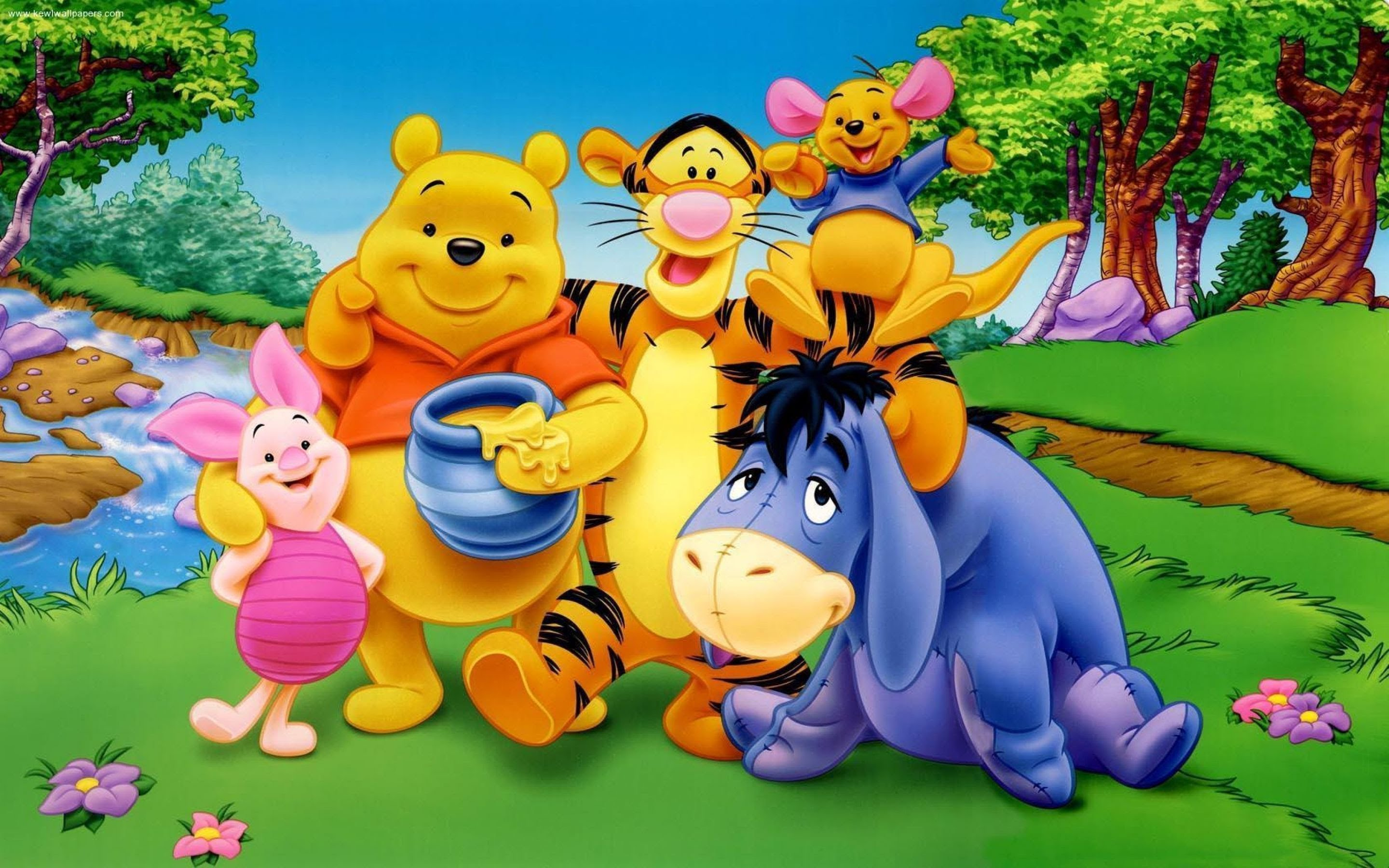 Images of Winnie The Pooh | 2880x1800