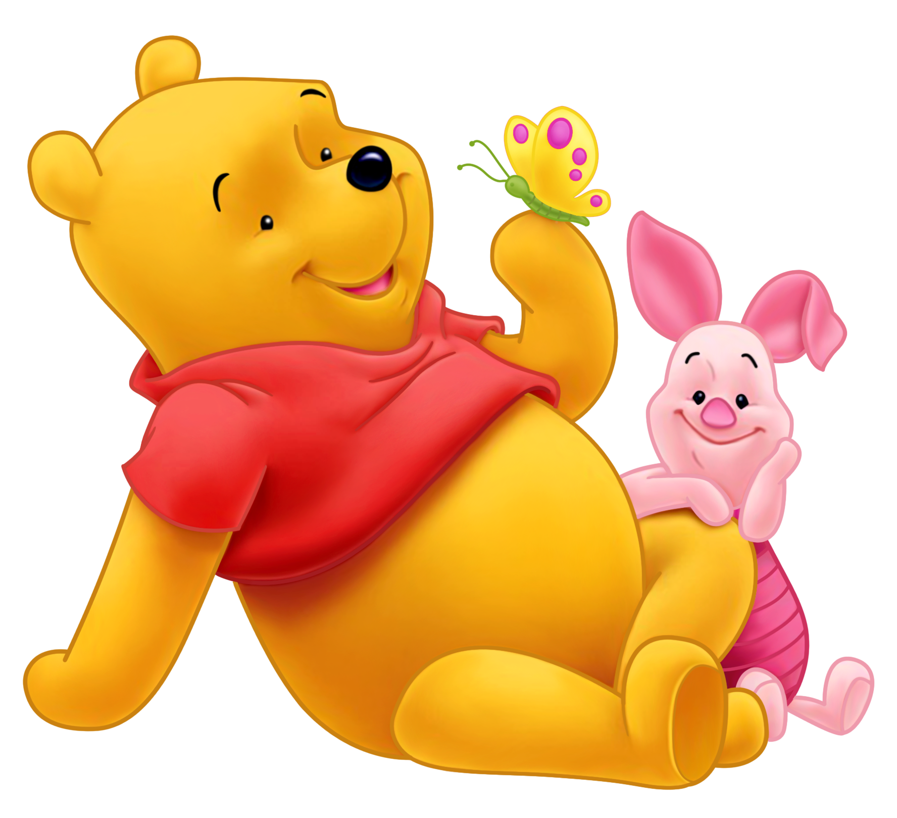 Nice Images Collection: Winnie The Pooh Desktop Wallpapers