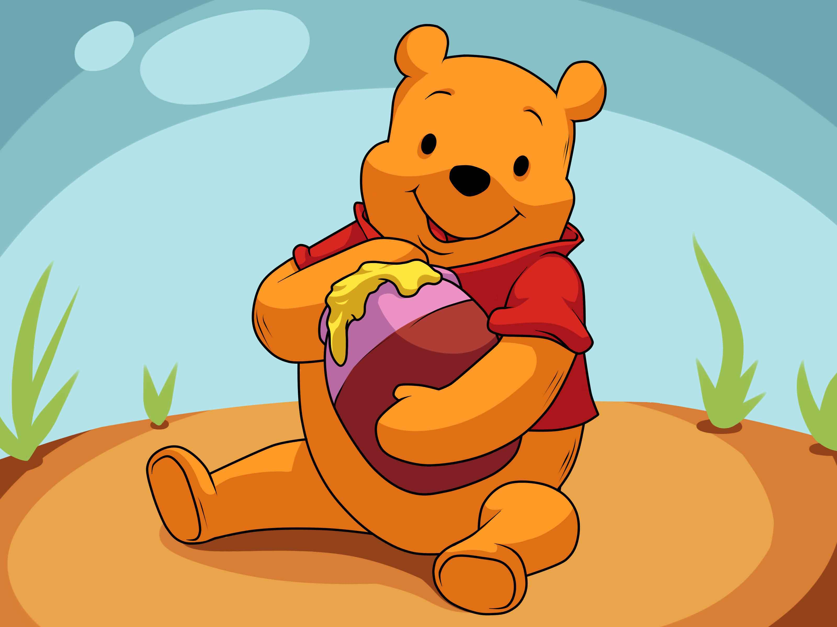 3200x2400 > Winnie The Pooh Wallpapers