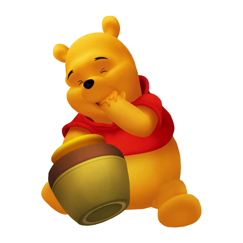 Nice wallpapers Winnie The Pooh 1024x1024px