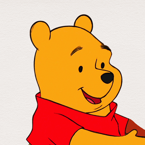 Winnie The Pooh Backgrounds, Compatible - PC, Mobile, Gadgets| 600x600 px