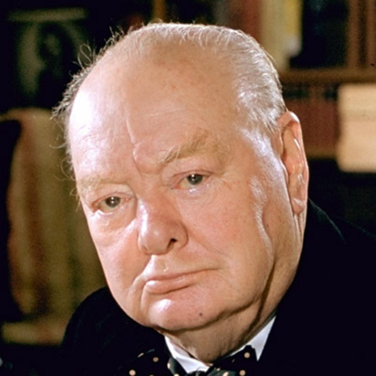 HQ Winston Churchill Wallpapers | File 198.8Kb