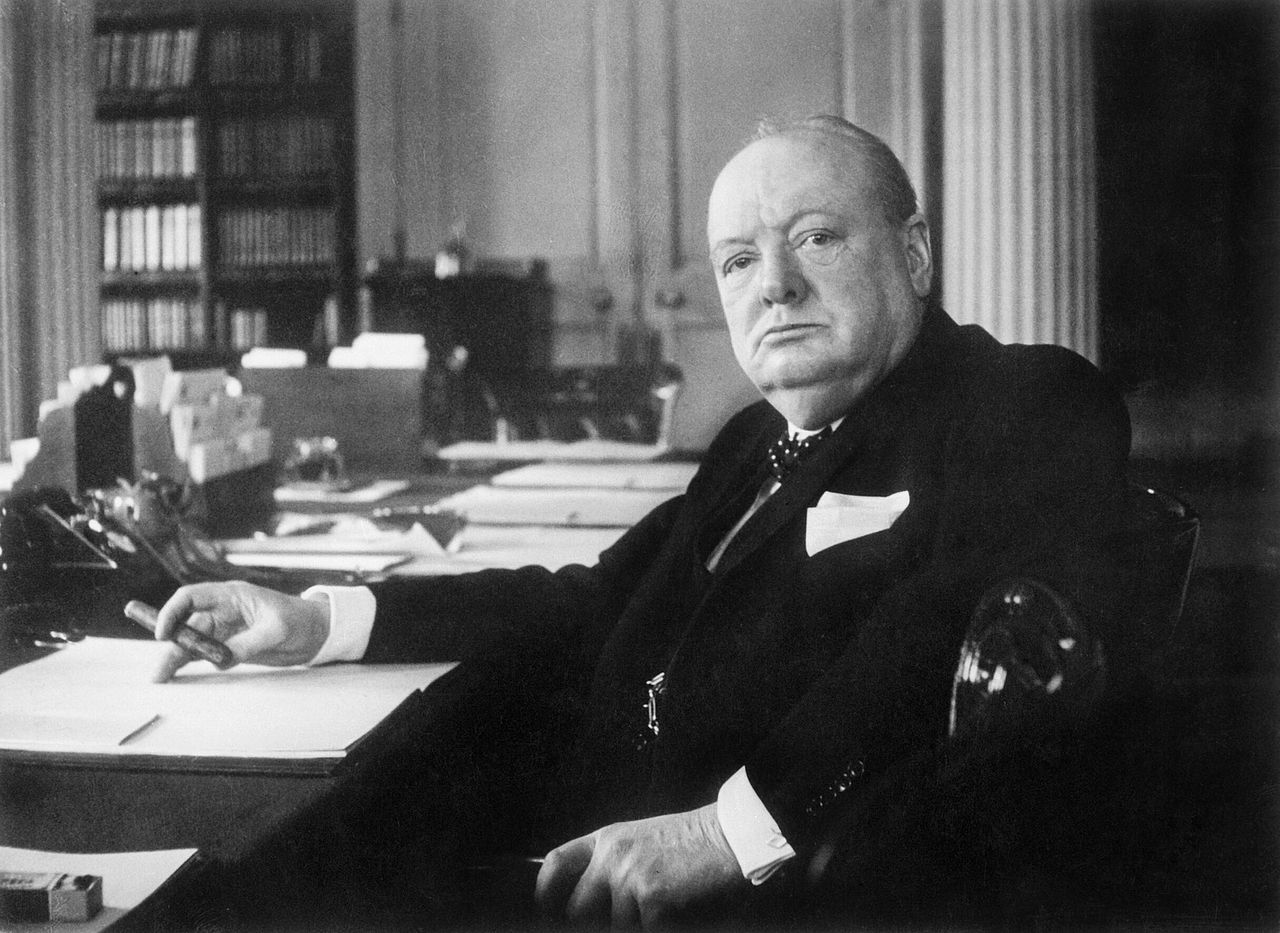 Amazing Winston Churchill Pictures & Backgrounds