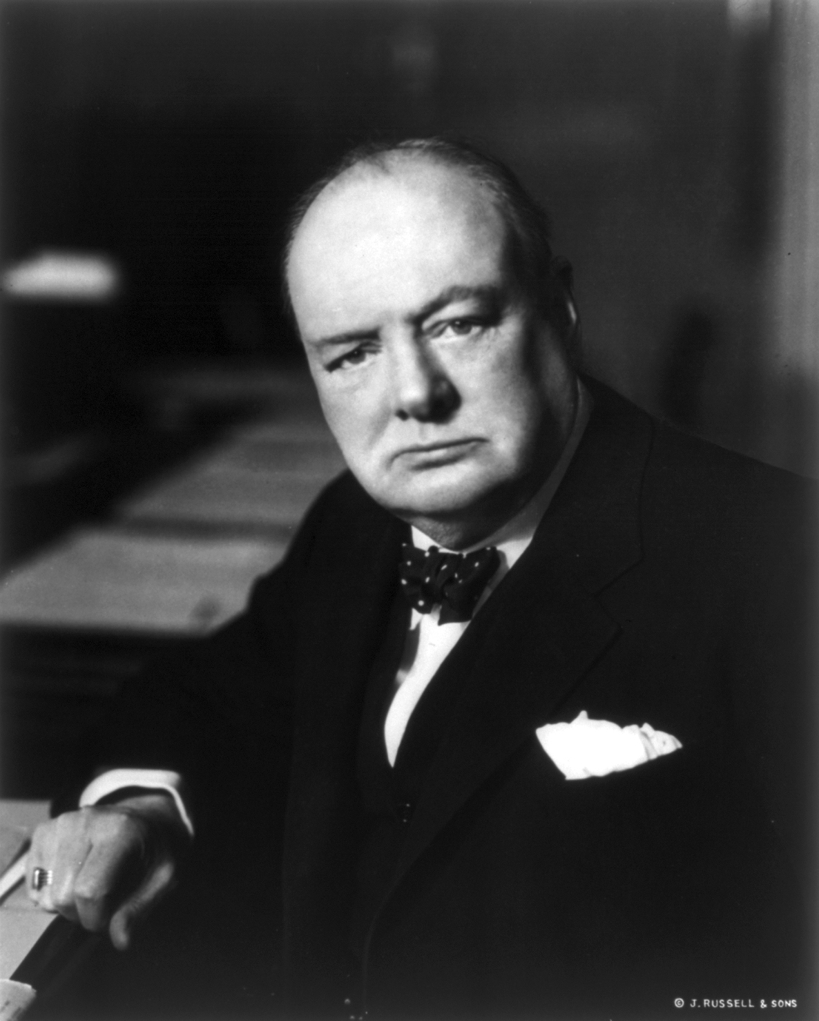 Winston Churchill High Quality Background on Wallpapers Vista