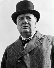 Nice Images Collection: Winston Churchill Desktop Wallpapers