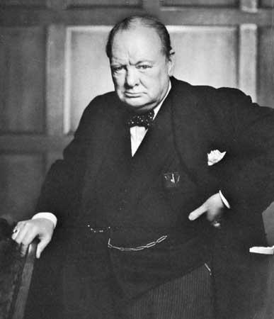 HQ Winston Churchill Wallpapers | File 20.87Kb