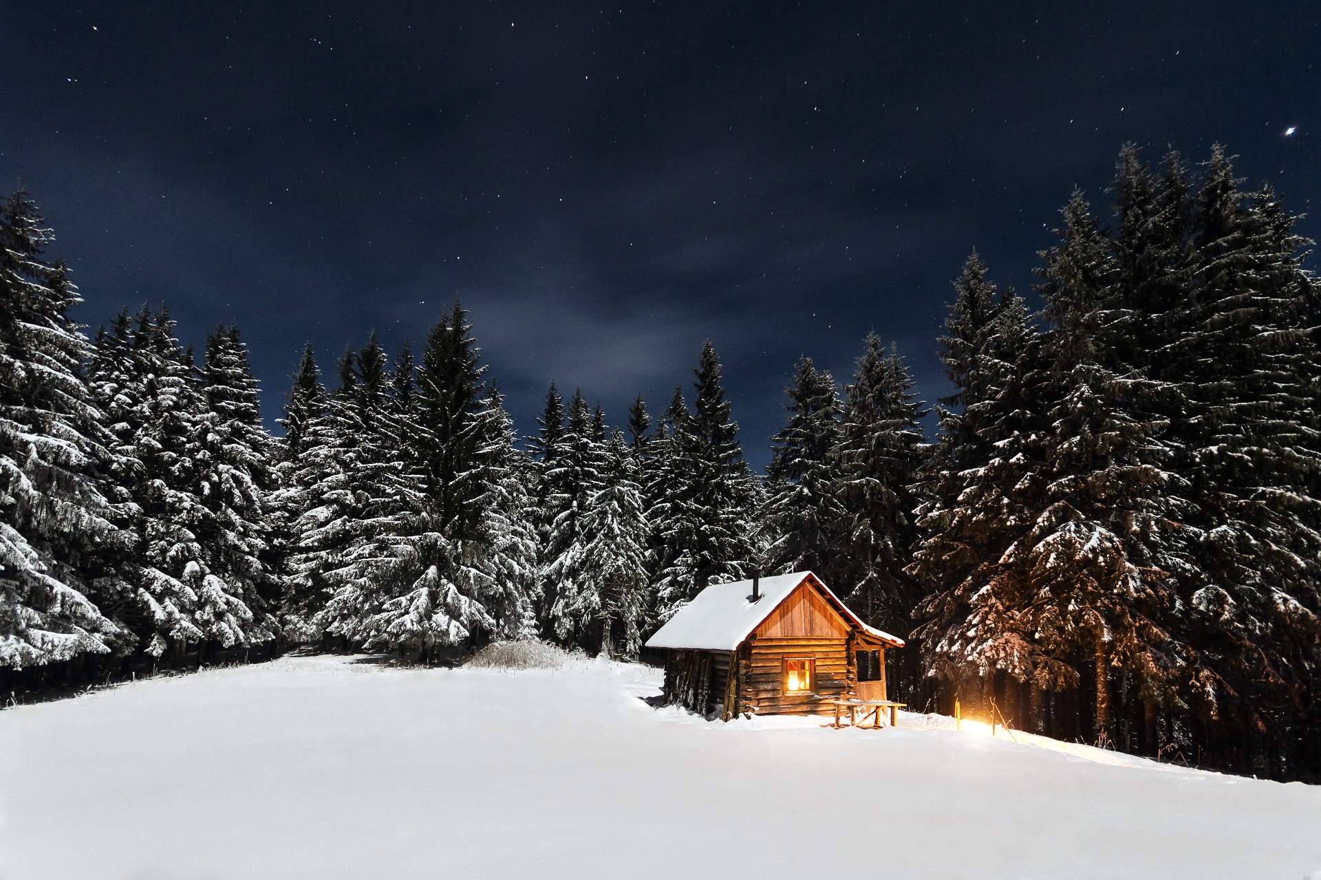 Nice wallpapers Winter 1920x1280px