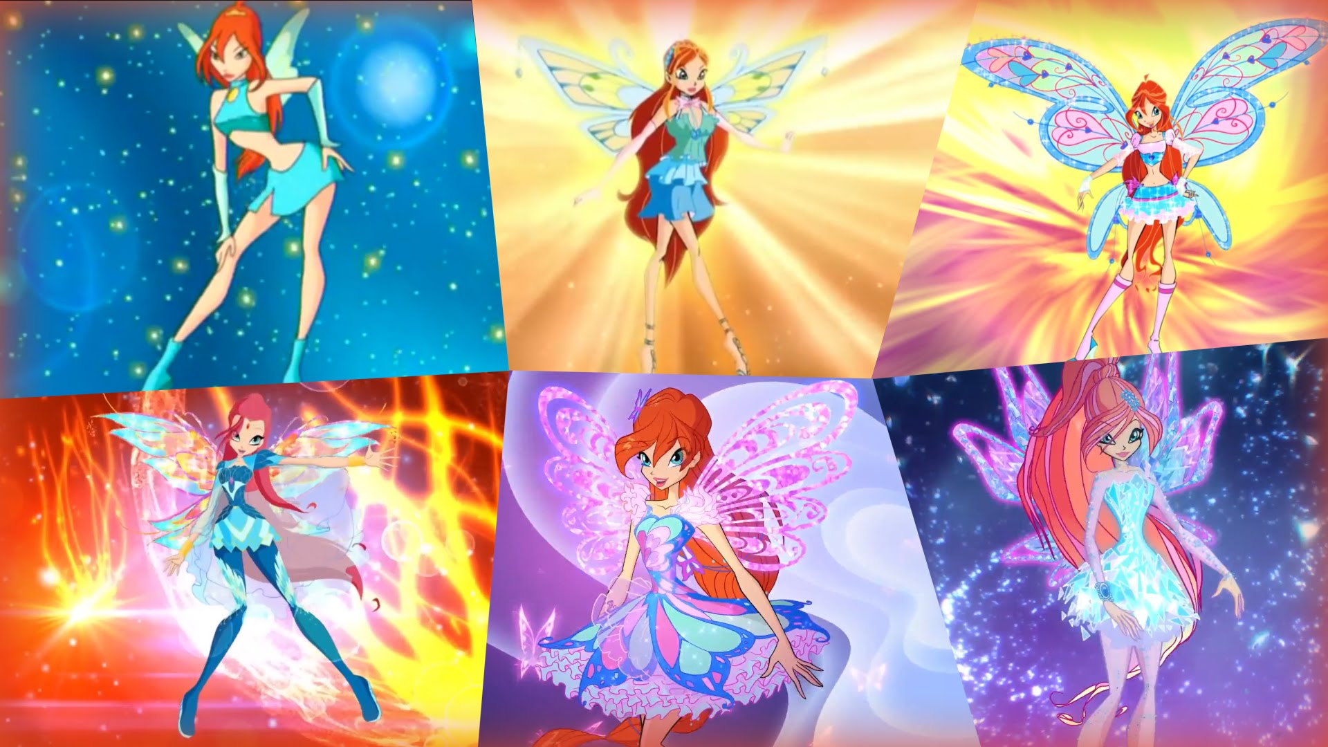 Amazing Winx Club Pictures & Backgrounds