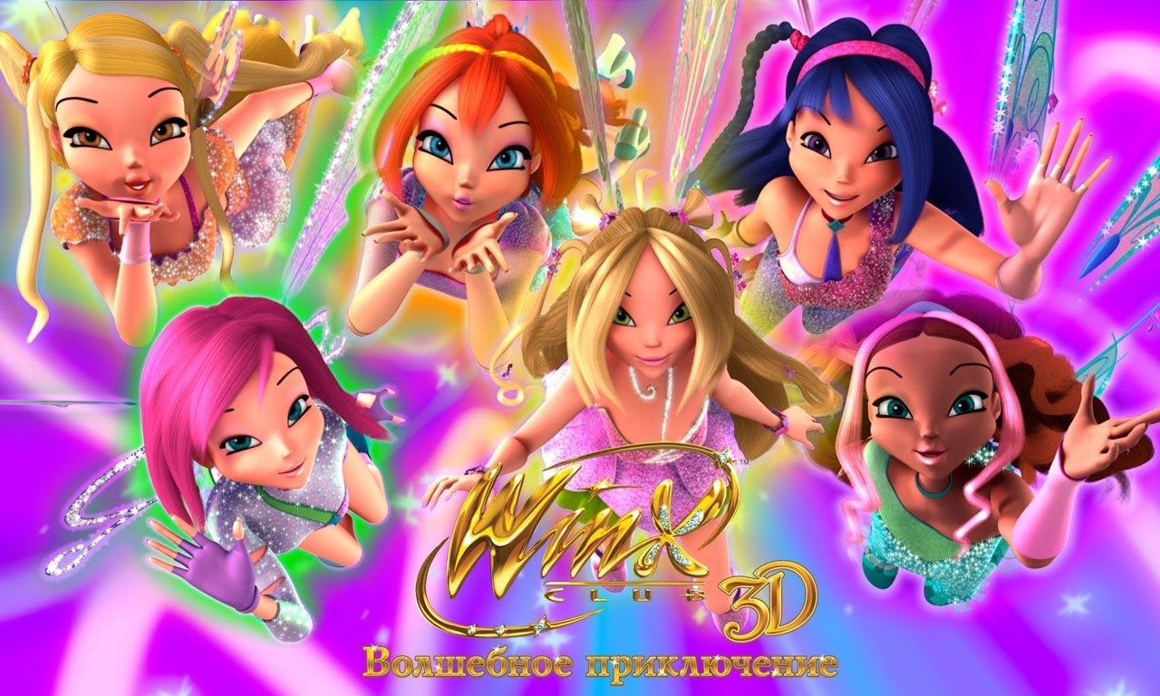 Winx Club Pics, TV Show Collection