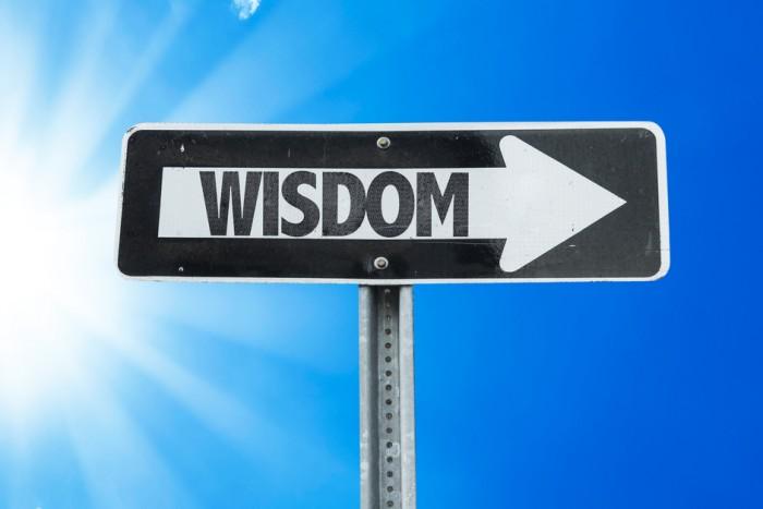 Wisdom #18