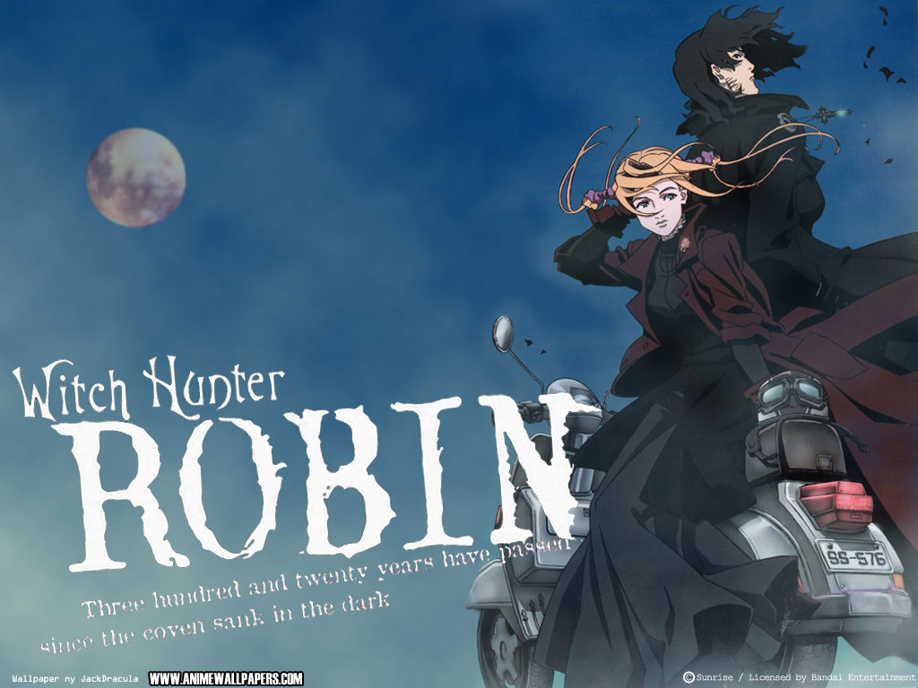Witch Hunter Robin Backgrounds, Compatible - PC, Mobile, Gadgets| 1024x768 px