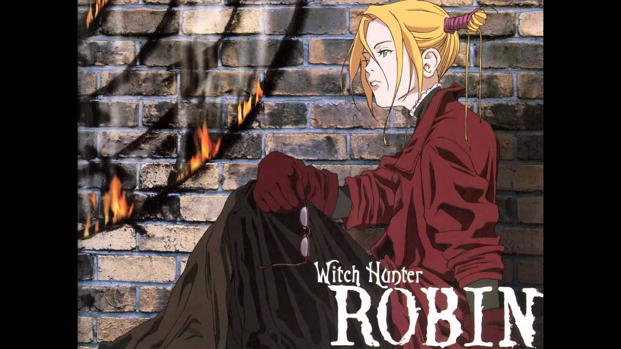 Nice wallpapers Witch Hunter Robin 1280x720px
