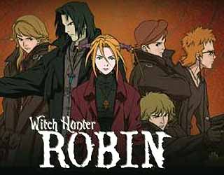 HQ Witch Hunter Robin Wallpapers | File 13.98Kb