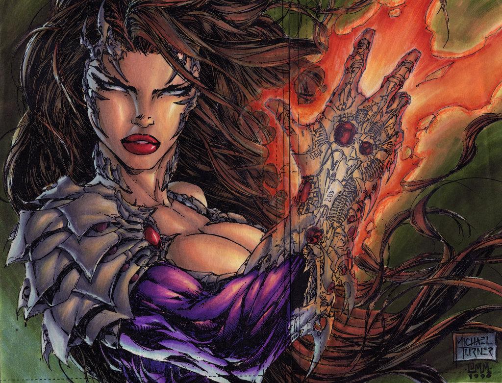 Witchblade HD wallpapers, Desktop wallpaper - most viewed