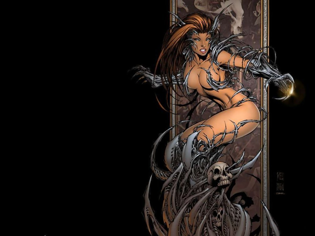 High Resolution Wallpaper | Witchblade 1024x768 px
