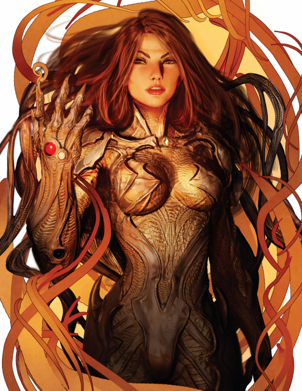Witchblade High Quality Background on Wallpapers Vista