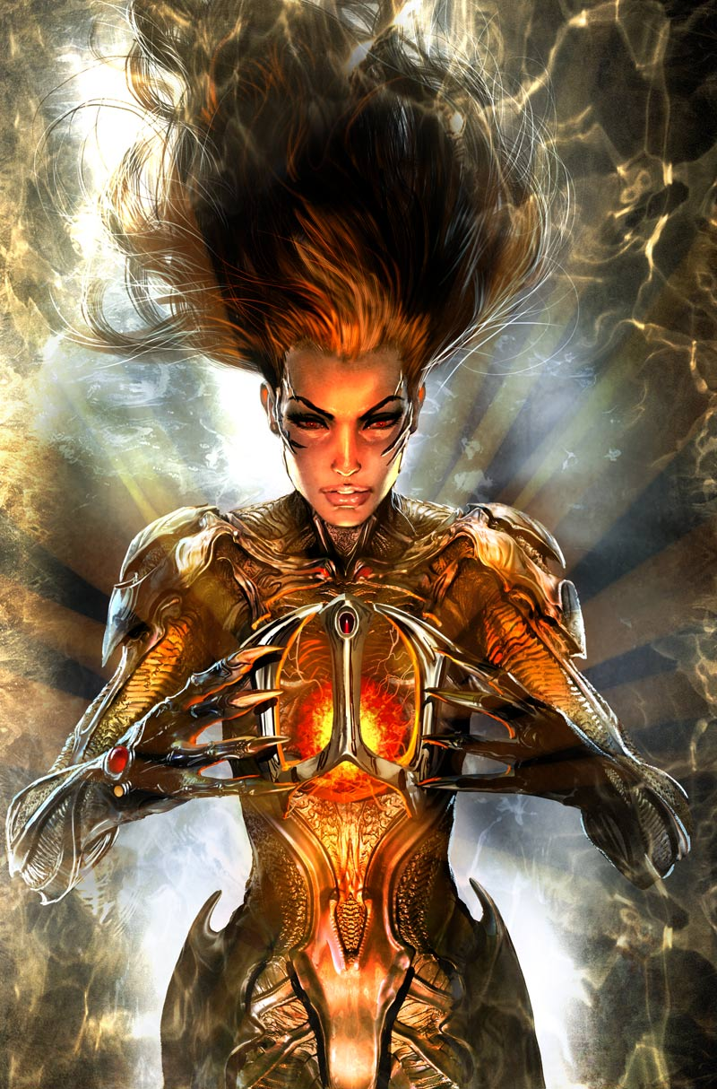 Amazing Witchblade Pictures & Backgrounds