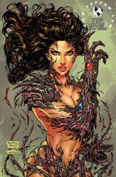 HQ Witchblade Wallpapers | File 44.9Kb