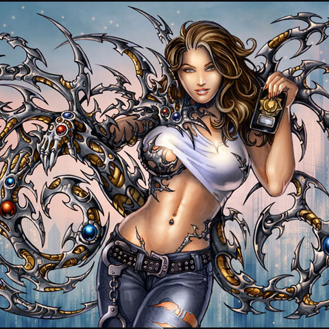 Witchblade Pics, Anime Collection