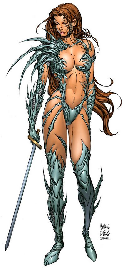 High Resolution Wallpaper | Witchblade 400x863 px