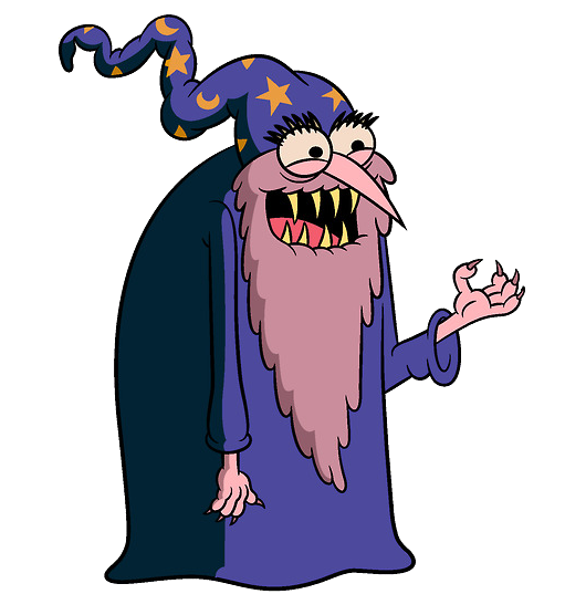 Wizard Backgrounds on Wallpapers Vista