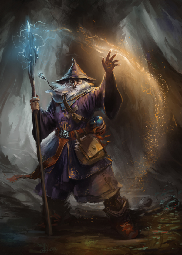 High Resolution Wallpaper | Wizard 600x840 px