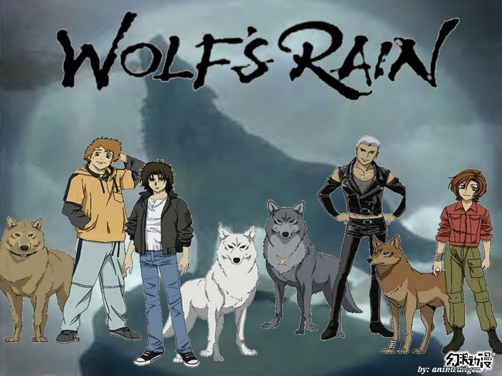 Amazing Wolf's Rain Pictures & Backgrounds