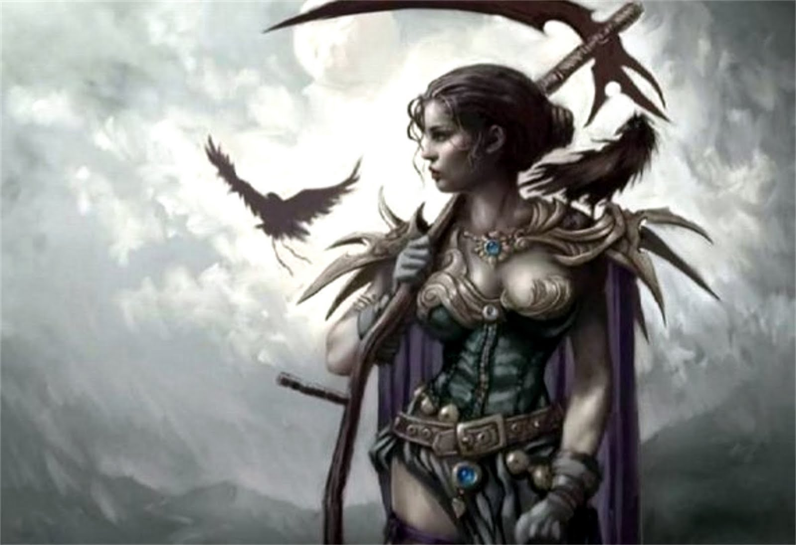 Women Warrior HD wallpapers, Desktop wallpaper - most viewed