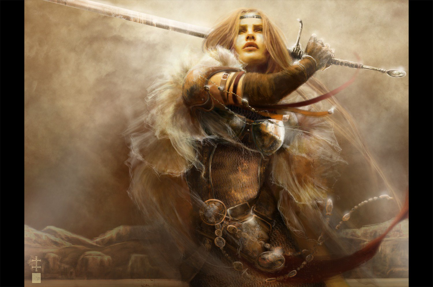 Women Warrior Backgrounds on Wallpapers Vista